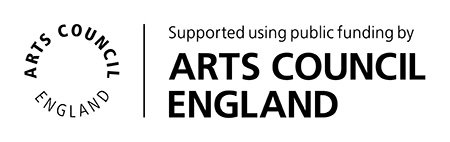 Supported using public funding from Arts Council England.